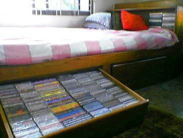 CD, DVD Collection